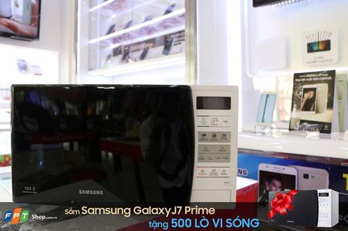 Sở hữu ngay Galaxy J7 Prime chỉ với 1.89 triệu đồng tại FPT Shop - 1