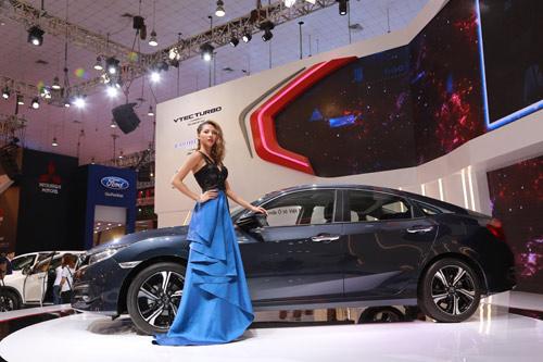Honda Civic thế hệ mới: Bứt phá kiến tạo xu hướng - 2