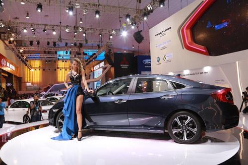 Honda Civic thế hệ mới: Bứt phá kiến tạo xu hướng - 3