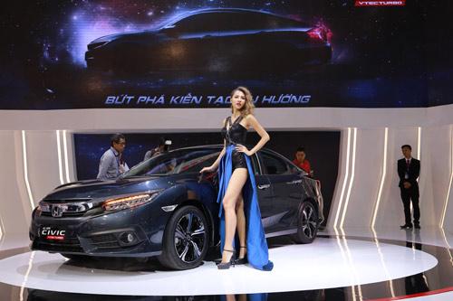 Honda Civic thế hệ mới: Bứt phá kiến tạo xu hướng - 4