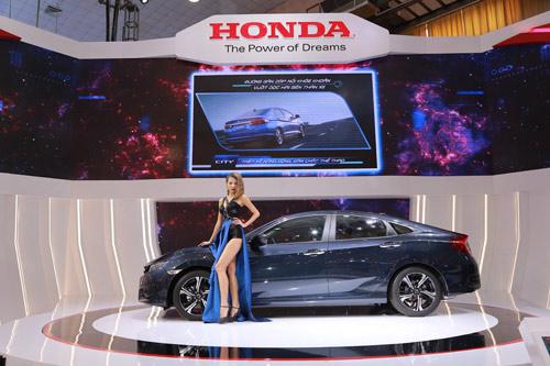 Honda Civic thế hệ mới: Bứt phá kiến tạo xu hướng - 5