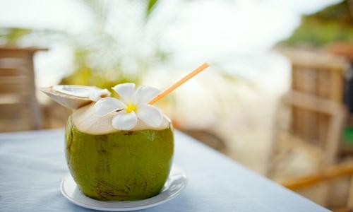 Vì sao khi đi nắng chớ nên uống nước dừa giải nhiệt? - 1