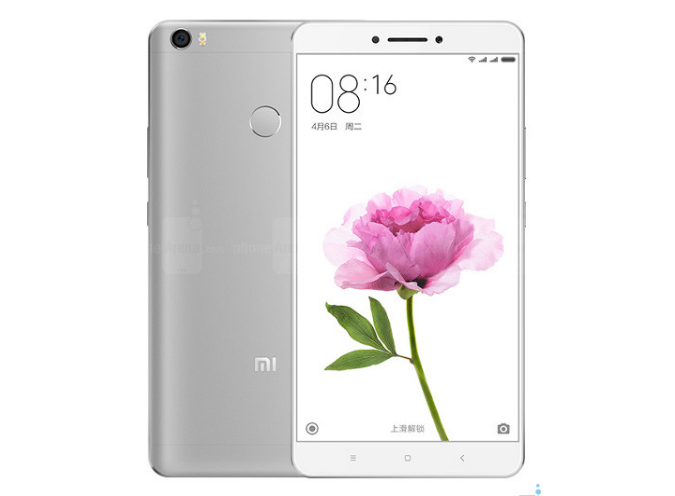 Ra mắt Xiaomi Mi Max Prime chạy Snapdragon 652, RAM 4GB - 1