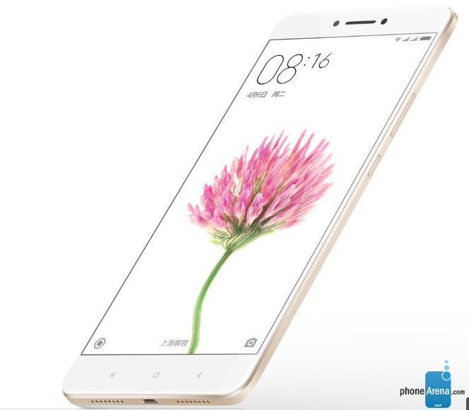 Ra mắt Xiaomi Mi Max Prime chạy Snapdragon 652, RAM 4GB - 2
