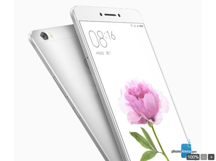 Ra mắt Xiaomi Mi Max Prime chạy Snapdragon 652, RAM 4GB - 3