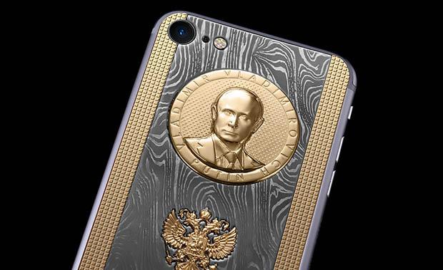 """Putin được tặng iPhone 7 siêu """"độc"""" giá 82 triệu đồng - 3"""