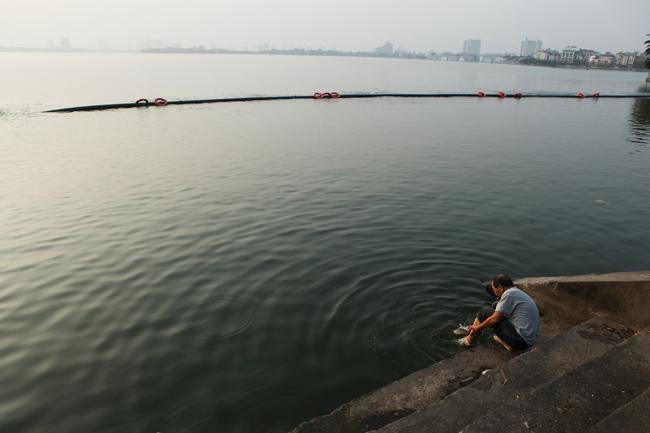 Hồ Tây sau hơn 10 ngày cá chết hàng loạt - 1