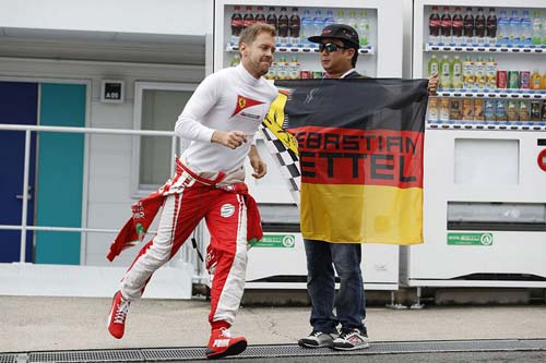F1, lục đục Ferrari: Những ai sẽ phải ra đi - 1