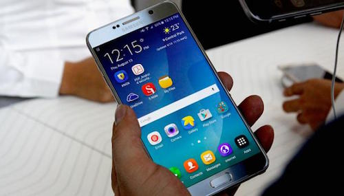Samsung VN thu hồi Galaxy Note7: Hoàn tiền 100%, không đòi quà - 1