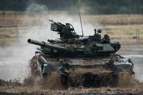 """Tăng T-90 Nga sẽ dùng """"mắt thần"""", tự động khóa mục tiêu - 1"""
