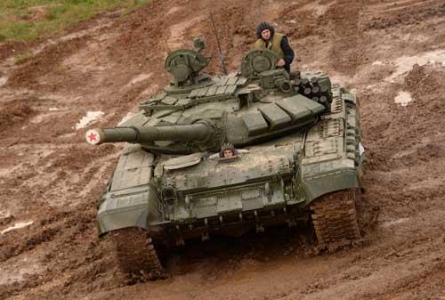 """Tăng T-90 Nga sẽ dùng """"mắt thần"""", tự động khóa mục tiêu - 2"""