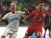 """Bóng đá - Slovenia – Anh: """"Tam Sư"""" và hành trình không Rooney"""