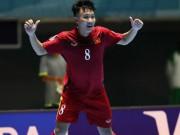 SAO futsal Việt Nam ghi siêu phẩm đẹp thứ 2 World Cup