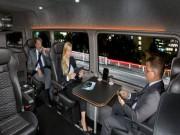 Tư vấn - Brabus VIP Conference Lounge: Xe cho doanh nhân VIP