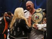 """Thể thao - Tin thể thao HOT 11/10: Tyson Fury có 10 ngày để """"chạy án"""""""