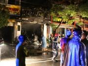 Tin Đà Nẵng - Đà Nẵng: Cháy nhà trong đêm, 7 người thoát nạn