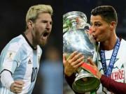 Bóng đá - Messi - Ronaldo lại đối đầu ở giải Bàn chân vàng