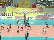 Thể thao - ĐT nữ Việt Nam - Chonburi: Cú ngã đầu tiên (Bóng chuyền VTV Cup)