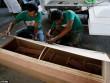 Tội phạm ma túy Philippines đóng quan tài để thoát án tử