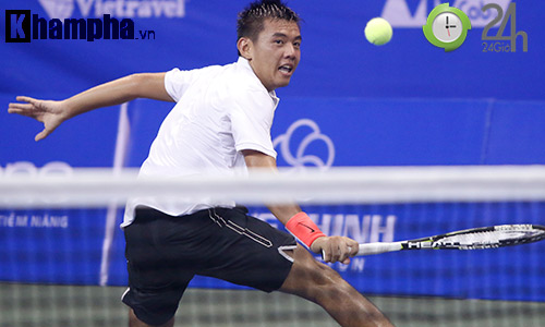 """Thêm 8 điểm """"vàng"""", Hoàng Nam mơ bay cao ở Vietnam Open - 2"""