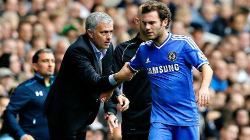 """Mata - Mourinho: Từ """"kẻ bị ruồng bỏ"""" đến """"vị cứu tinh"""" - 1"""