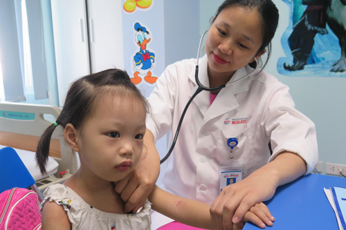 Mách mẹ cách nhanh nhất giúp trẻ thoát khỏi tiêu chảy kéo dài - 1