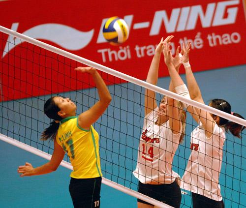 Lining Việt Nam lần thứ 12 đồng hành cùng VTV Cup - 4