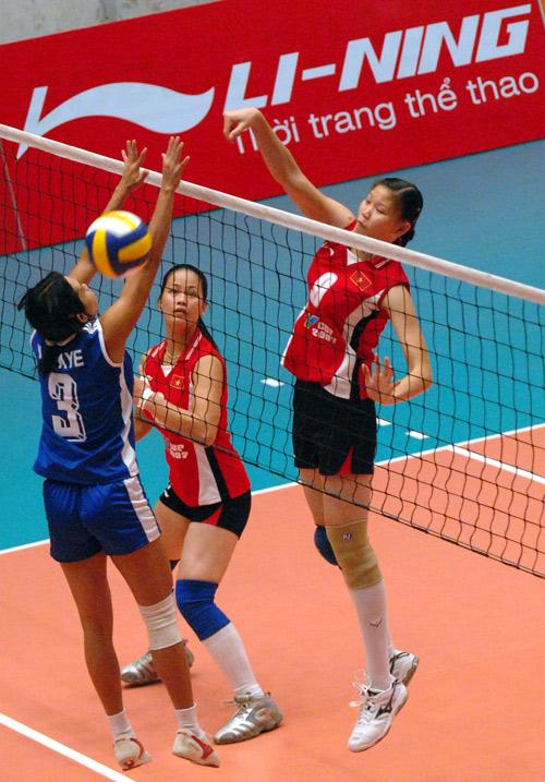 Lining Việt Nam lần thứ 12 đồng hành cùng VTV Cup - 5