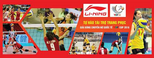 Lining Việt Nam lần thứ 12 đồng hành cùng VTV Cup - 6
