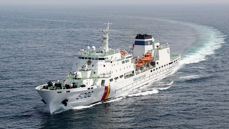 Hàn Quốc dọa bắn tàu đánh cá trái phép TQ - 1