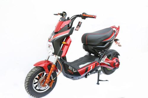 JILI XMen và JILI SH - ấn tượng bộ đôi xe máy điện cao cấp - 4