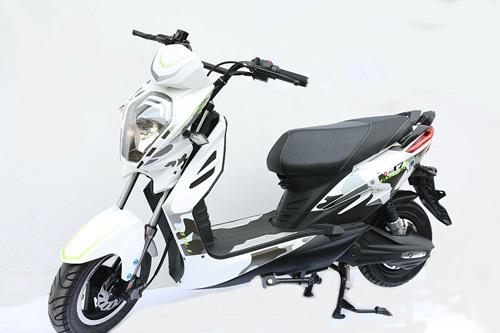JILI XMen và JILI SH - ấn tượng bộ đôi xe máy điện cao cấp - 5