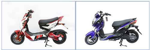 JILI XMen và JILI SH - ấn tượng bộ đôi xe máy điện cao cấp - 1