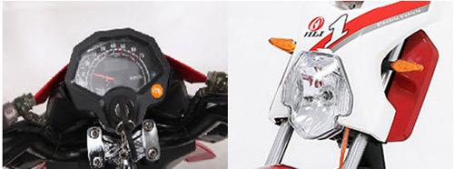 JILI XMen và JILI SH - ấn tượng bộ đôi xe máy điện cao cấp - 3