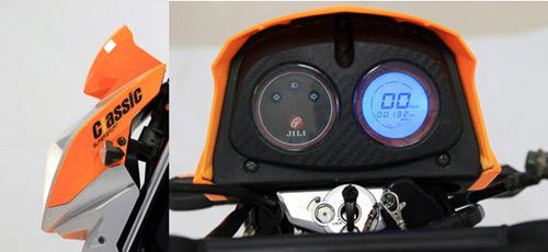 JILI XMen và JILI SH - ấn tượng bộ đôi xe máy điện cao cấp - 2