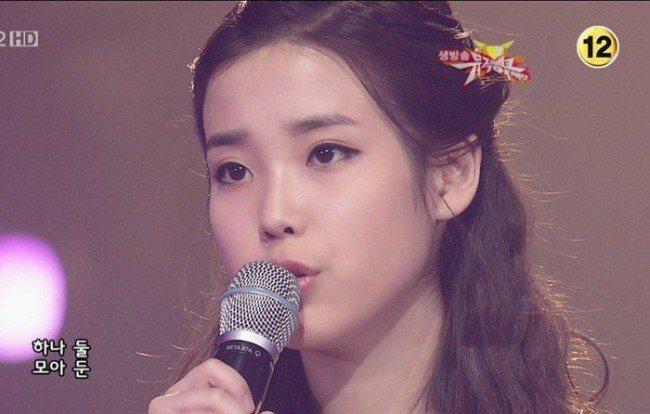 """Choáng với nhan sắc xưa nay của """"em gái quốc dân Hàn"""" - 1"""