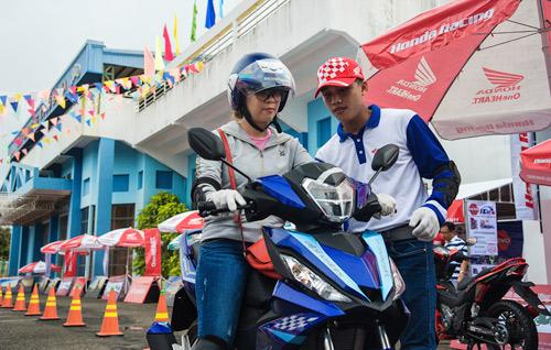 Honda Việt Nam lần đầu đưa giải đua xe đến với khán giả Bà Rịa - 5