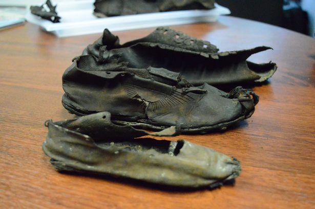 Tìm thấy giày cổ của người La Mã thiết kế như Adidas - 3