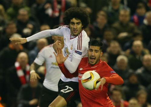 MU đấu Liverpool: Mourinho cần chất thép của Fellaini - 2