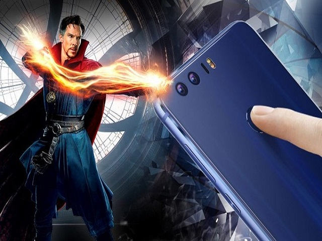 Honor 8 tung phiên bản Doctor Strange Limited Edition - 1