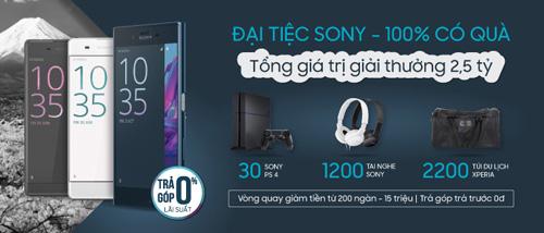 Rinh máy chơi game thế hệ mới PS4 khi mua điện thoại Sony tại Viễn Thông A - 3