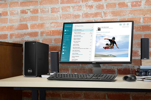 Dell AX210 stereo USB đánh thức sự rung cảm từ thính giác - 3