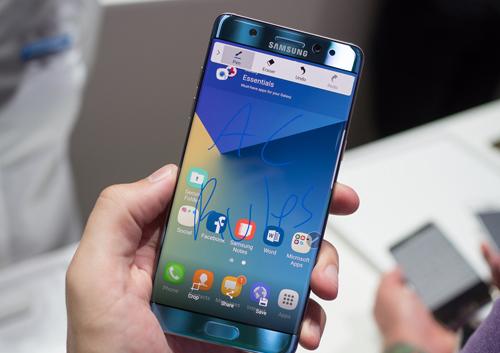 Sự cố Galaxy Note 7 và ảnh hưởng đến ngành điện tử Việt Nam - 1