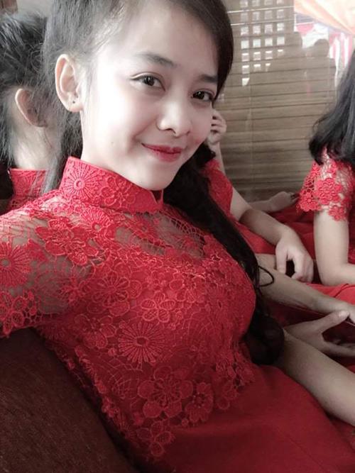 Cô gái Chăm đẹp hút hồn với váy cưới làm từ giấy ăn - 8