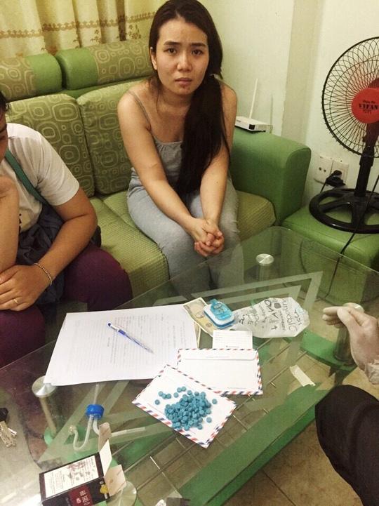 Nữ trợ lý và ông trùm thuốc lắc khét tiếng SG sa lưới - 3