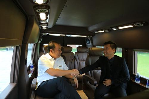 Ra mắt đội xe đưa đón tiêu chuẩn Limousine tại Hyatt Danang - 3