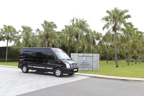 Ra mắt đội xe đưa đón tiêu chuẩn Limousine tại Hyatt Danang - 4