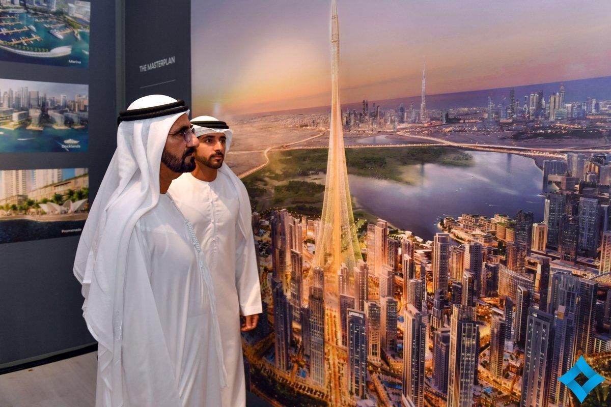 Dubai tự phá kỉ lục, tiếp tục xây tòa nhà cao nhất TG - 2