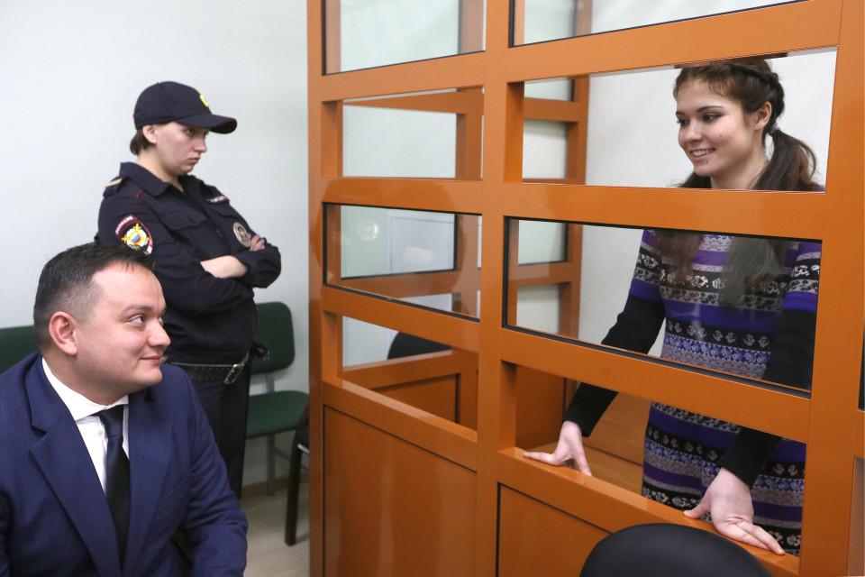Nữ sinh Nga quyết ôm đồ lót bỏ trốn sang Syria - 2