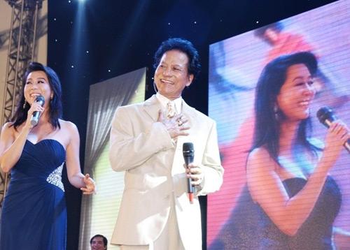 Chế Linh được cấp phép nhiều ca khúc Bolero cho liveshow tại Hà Nội - 1